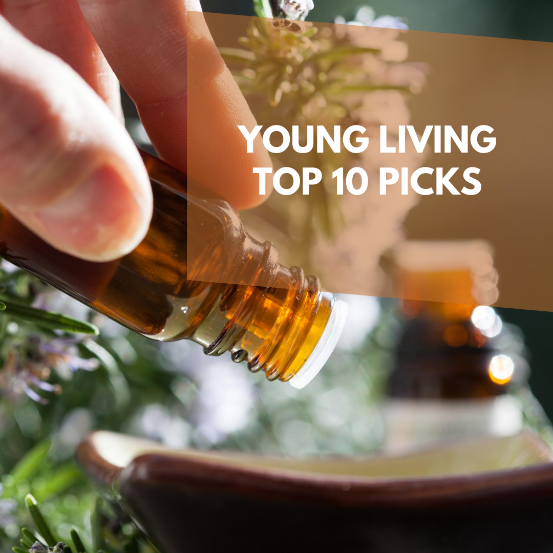 Young Living Top 10 Picks